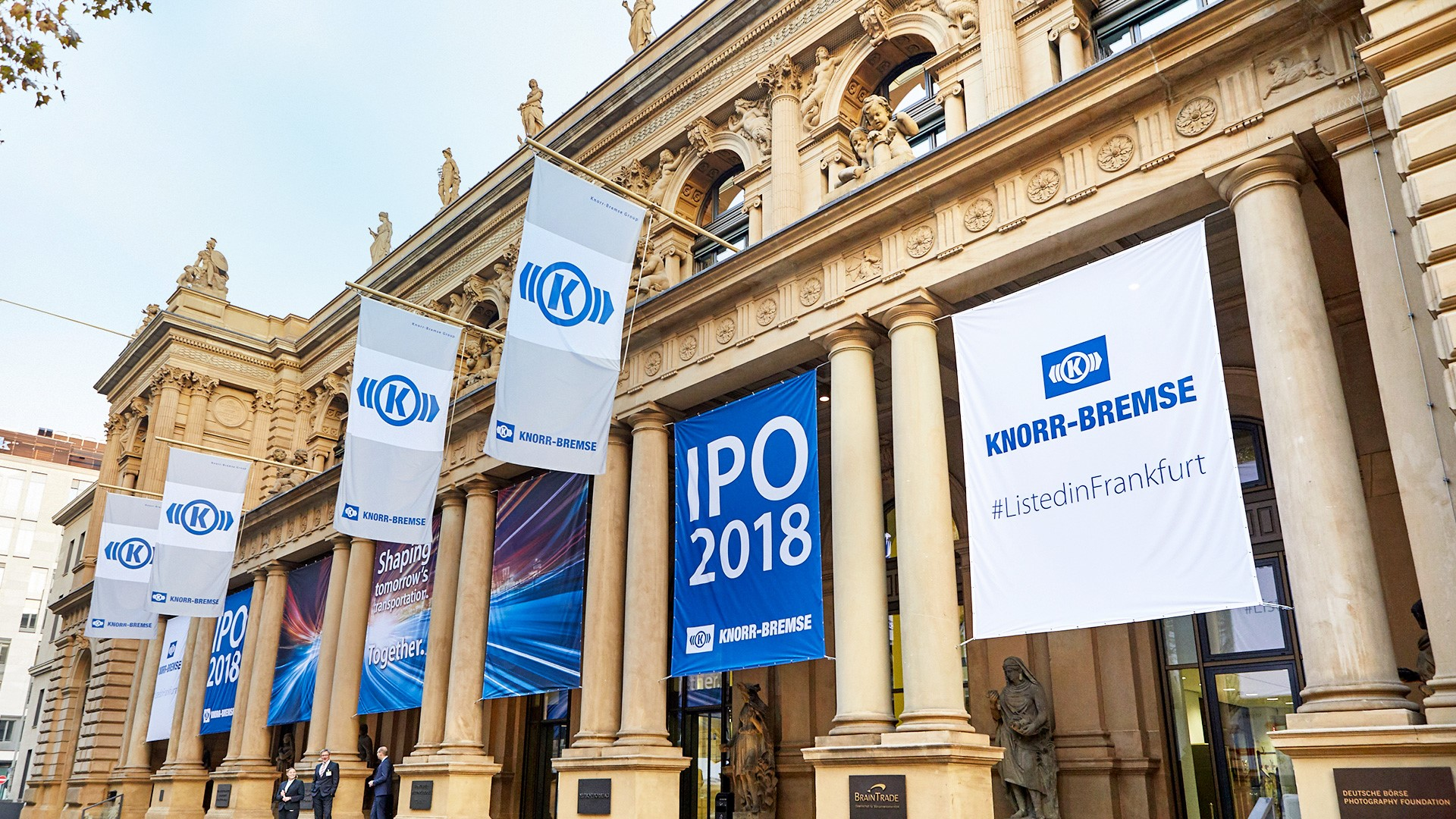 History of the IPO